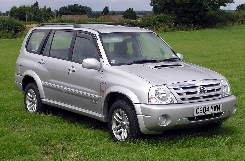 Suzuki Grand Escudo